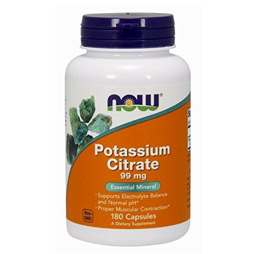 Potassium Supplements